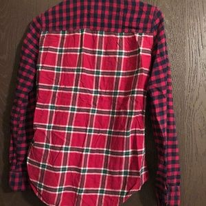 Abercrombie & Fitch Tops - Flannel